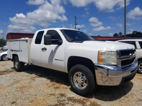 2008 Chevrolet Silverado 2500HD for sale at One Source Automotive Solutions in Braselton GA