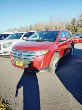 2011 Ford Edge for sale at Jeff's Sales & Service in Presque Isle ME