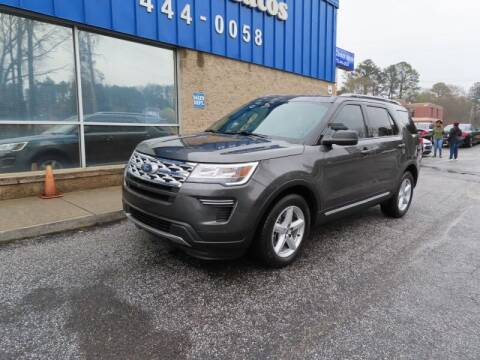 2018 Ford Explorer for sale at 1st Choice Autos in Smyrna GA