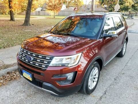 2016 Ford Explorer for sale at Amazon Autos in Houston TX