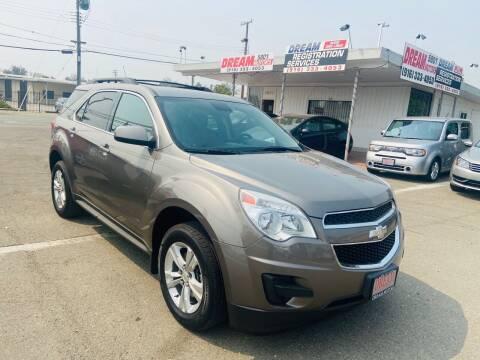 2012 Chevrolet Equinox for sale at Dream Motors in Sacramento CA