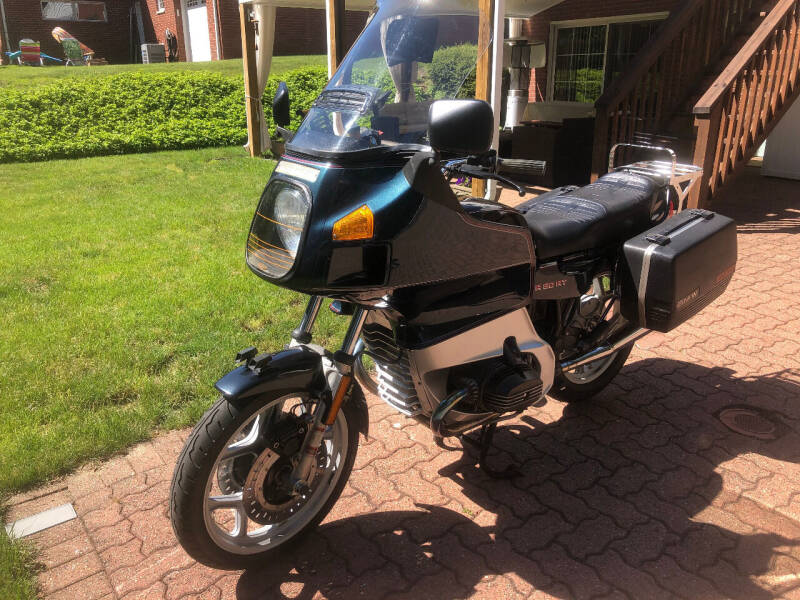 1985 BMW R80RT  for sale at Keiter Kars in Trafford PA