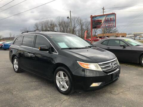 2013 Honda Odyssey for sale at Albi Auto Sales LLC in Louisville KY