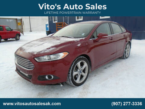 2014 Ford Fusion for sale at Vito's Auto Sales in Anchorage AK