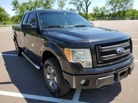 2014 Ford F-150 for sale at Parks Motor Sales in Columbia TN