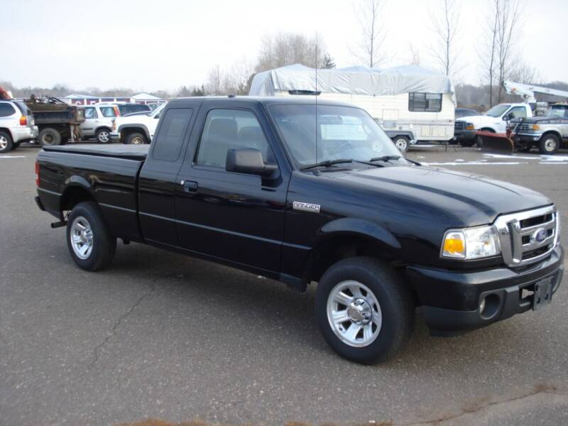 2010 Ford Ranger for sale at North Star Auto Mall in Isanti MN