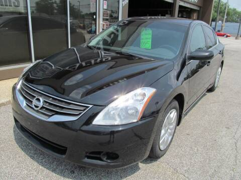 2010 Nissan Altima for sale at Arko Auto Sales in Eastlake OH