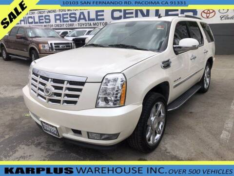 2011 Cadillac Escalade Hybrid for sale at Karplus Warehouse in Pacoima CA