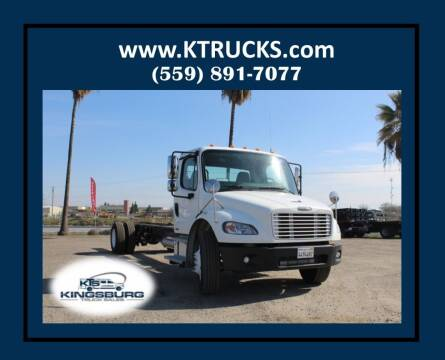 2011 Freightliner M2 106 for sale at Kingsburg Truck Center in Kingsburg CA