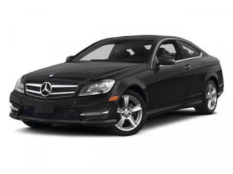 2014 Mercedes-Benz C-Class for sale at J T Auto Group in Sanford NC