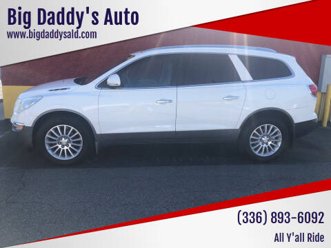 2011 Buick Enclave for sale at Big Daddy's Auto in Winston-Salem NC