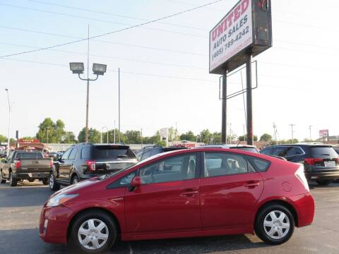 2010 Toyota Prius for sale at United Auto Sales in Oklahoma City OK