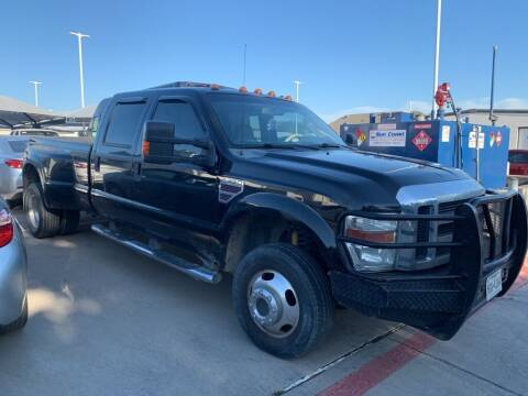 2008 Ford F-350 Super Duty for sale at Excellence Auto Direct in Euless TX