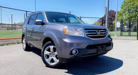 2015 Honda Pilot for sale at Maxima Auto Sales in Malden MA
