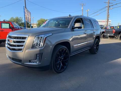 2017 Cadillac Escalade for sale at 5 Star Auto Sales in Modesto CA