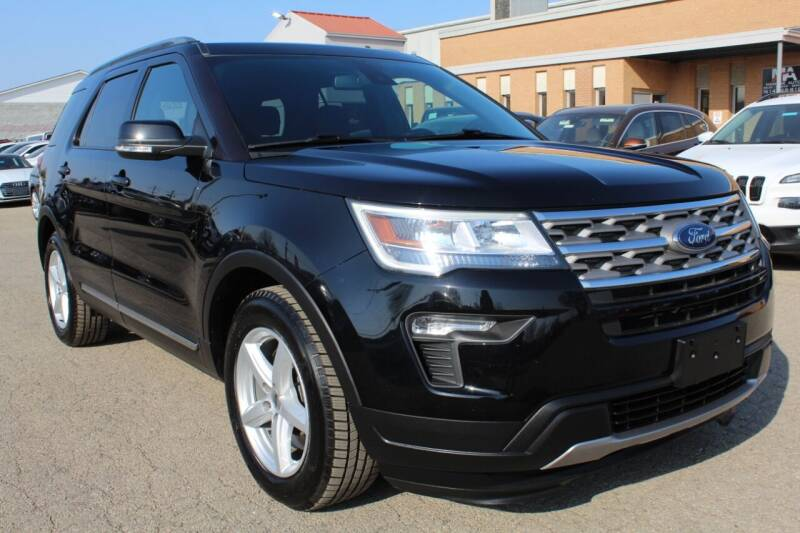 2018 Ford Explorer for sale at SHAFER AUTO GROUP in Columbus OH