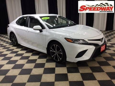 2019 Toyota Camry for sale at SPEEDWAY AUTO MALL INC in Machesney Park IL
