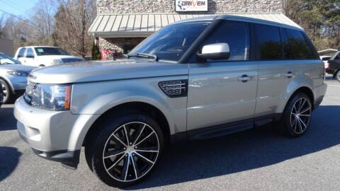 2013 Land Rover Range Rover Sport for sale at Driven Pre-Owned in Lenoir NC
