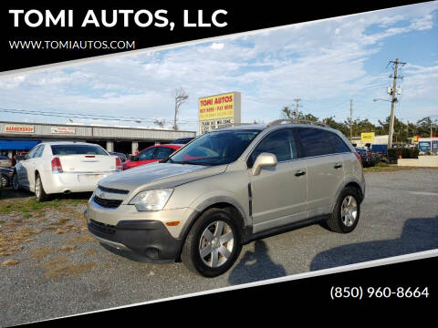 2012 Chevrolet Captiva Sport for sale at TOMI AUTOS, LLC in Panama City FL