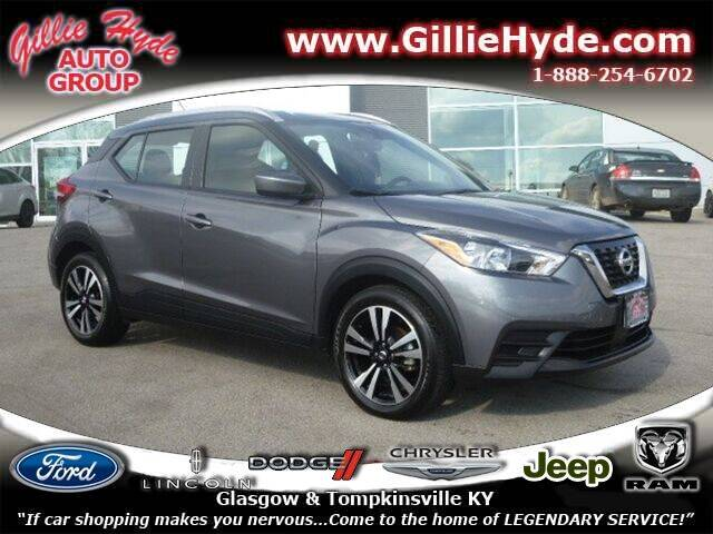 2020 Nissan Kicks for sale at Gillie Hyde Auto Group in Glasgow KY