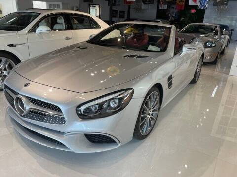 2017 Mercedes-Benz SL-Class for sale at Auto Sport Group in Delray Beach FL