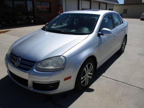 2007 Volkswagen Jetta for sale at Eden's Auto Sales in Valley Center KS