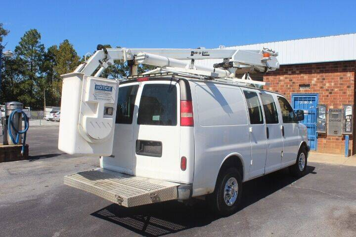 2008 Chevrolet Express Cargo for sale at Auto Connection 210 LLC in Angier NC