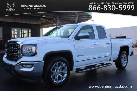 2017 GMC Sierra 1500 for sale at Bening Mazda in Cape Girardeau MO