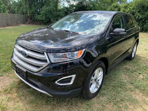 2017 Ford Edge for sale at CItywide Auto Credit in Oregon OH