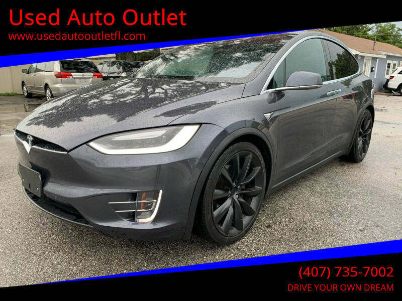 2016 Tesla Model X for sale at Used Auto Outlet in Orlando FL