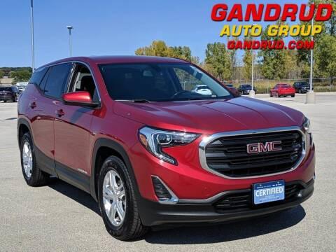 2018 GMC Terrain for sale at Gandrud Dodge in Green Bay WI