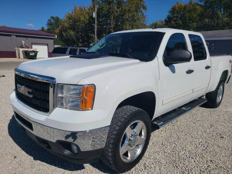 2011 GMC Sierra 2500HD for sale at Davidson Auto Deals in Syracuse IN