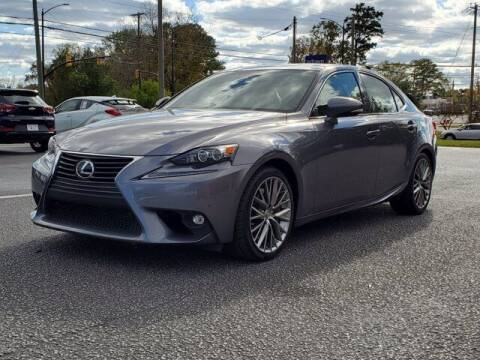2016 Lexus IS 200t for sale at Gentry & Ware Motor Co. in Opelika AL