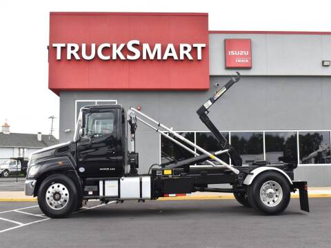 2017 Hino 338 for sale at Trucksmart Isuzu in Morrisville PA