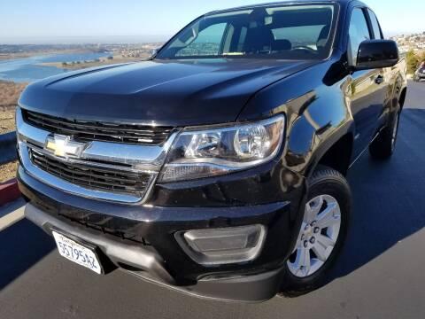 2016 Chevrolet Colorado for sale at Trini-D Auto Sales Center in San Diego CA