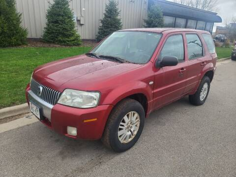 2007 Mercury Mariner for sale at Steve's Auto Sales in Madison WI