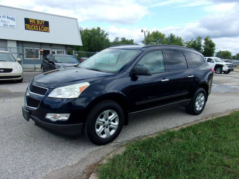 2011 Chevrolet Traverse for sale at HIGHWAY 42 CARS BOATS & MORE in Kaiser MO