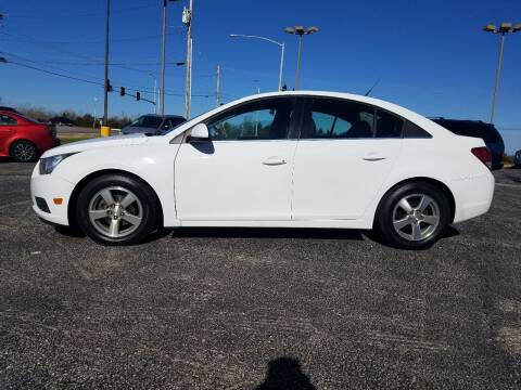 2013 Chevrolet Cruze for sale at MnM The Next Generation in Jefferson City MO