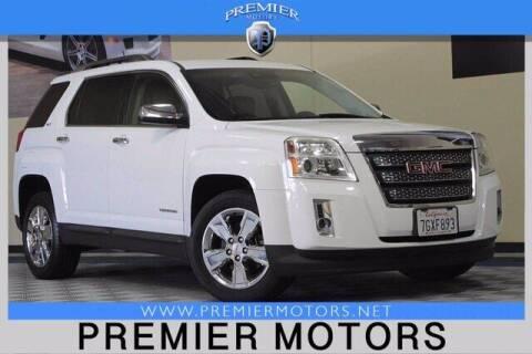 2014 GMC Terrain for sale at Premier Motors in Hayward CA