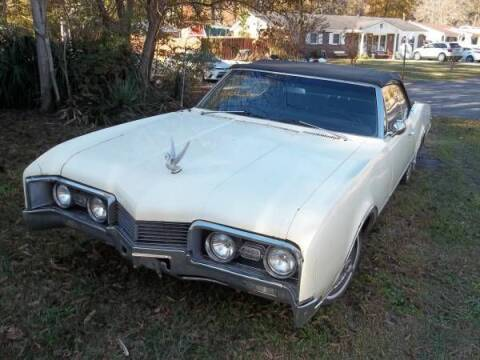 1967 Oldsmobile Delta Eighty-Eight for sale at Classic Car Deals in Cadillac MI