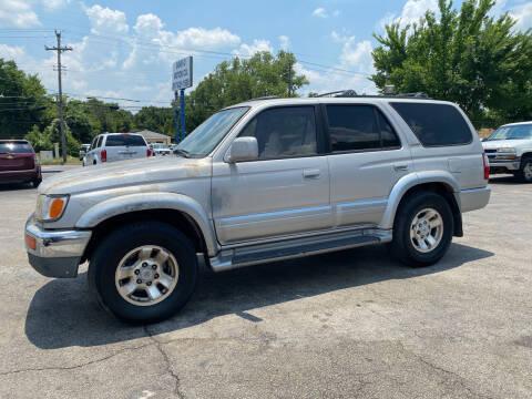 1998 Toyota 4Runner for sale at Dave-O Motor Co. in Haltom City TX