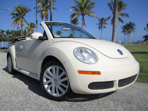 2008 Volkswagen New Beetle for sale at FLORIDACARSTOGO in West Palm Beach FL