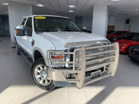 2010 Ford F-250 Super Duty for sale at Auto Mall of Springfield north in Springfield IL
