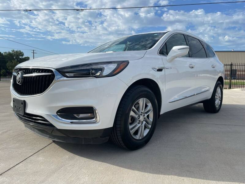 2019 Buick Enclave for sale at Italy Auto Sales in Dallas TX