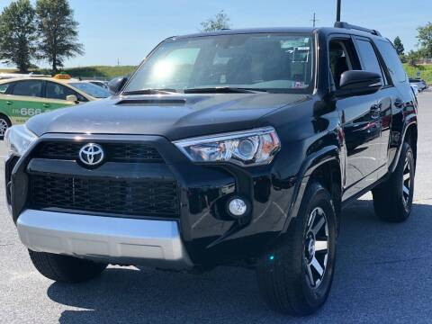 2019 Toyota 4Runner for sale at SILVER ARROW AUTO SALES CORPORATION in Newark NJ