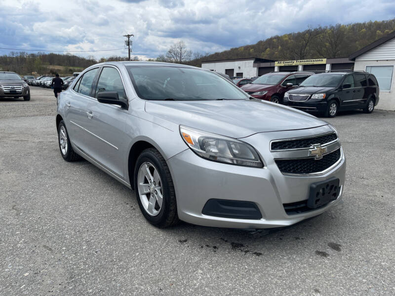 2013 Chevrolet Malibu for sale at Ron Motor Inc. in Wantage NJ