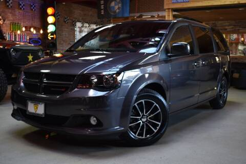 2018 Dodge Grand Caravan for sale at Chicago Cars US in Summit IL