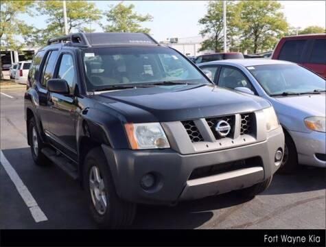 2008 Nissan Xterra for sale at BOB ROHRMAN FORT WAYNE TOYOTA in Fort Wayne IN