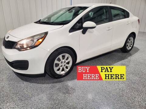 2015 Kia Rio for sale at Hatcher's Auto Sales, LLC - Buy Here Pay Here in Campbellsville KY