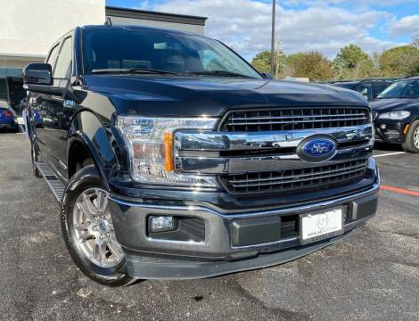 2019 Ford F-150 for sale at KAYALAR MOTORS in Houston TX